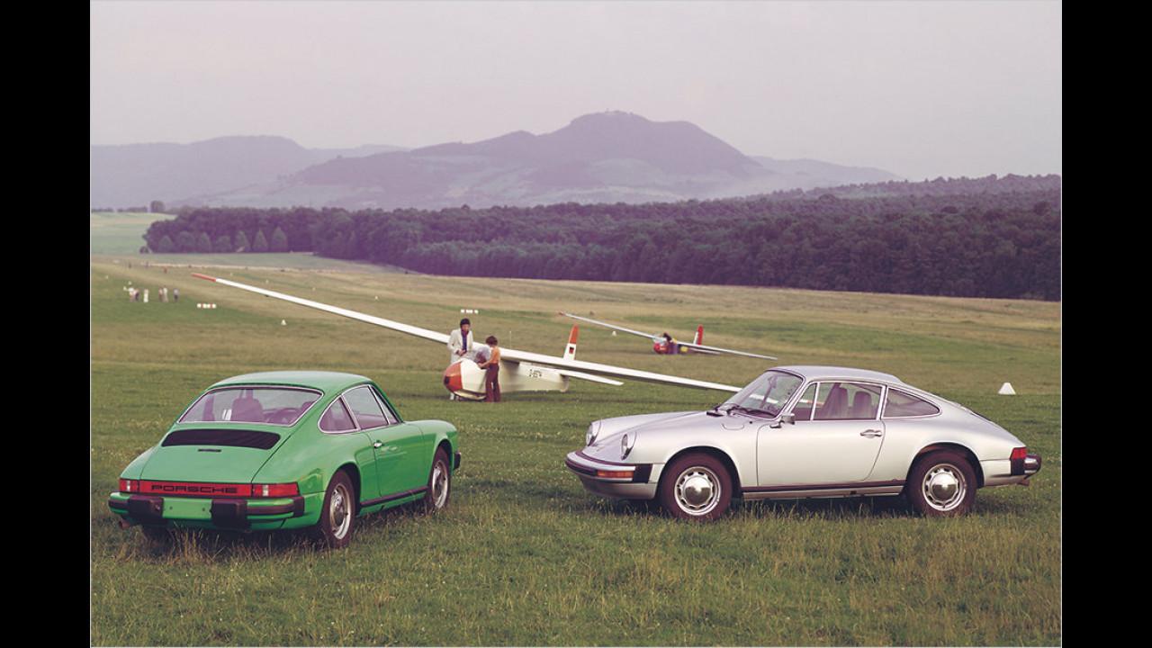 Der zweite Porsche 912 (1975/76)