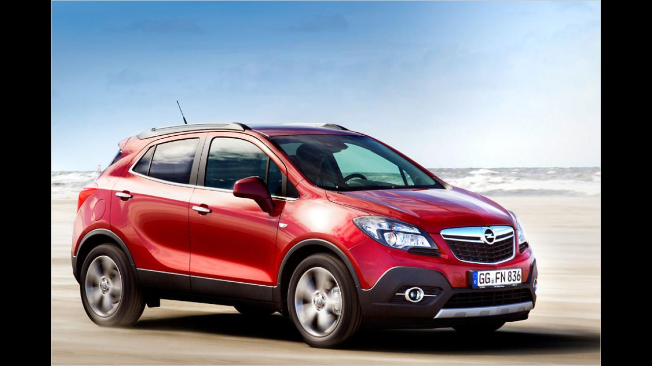 SUVs: Opel Mokka