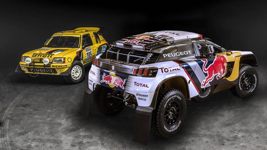 Descubre 10 hitos de Peugeot en el Dakar... que tal vez no conocías