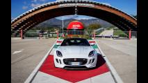 Drive in Italy   Futa e Raticosa, Jaguar F-Type 038