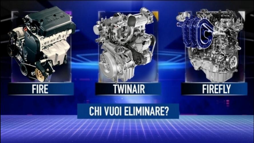 Fiat e i motori Firefly, TwinAir e Fire: ne resterà uno soltanto