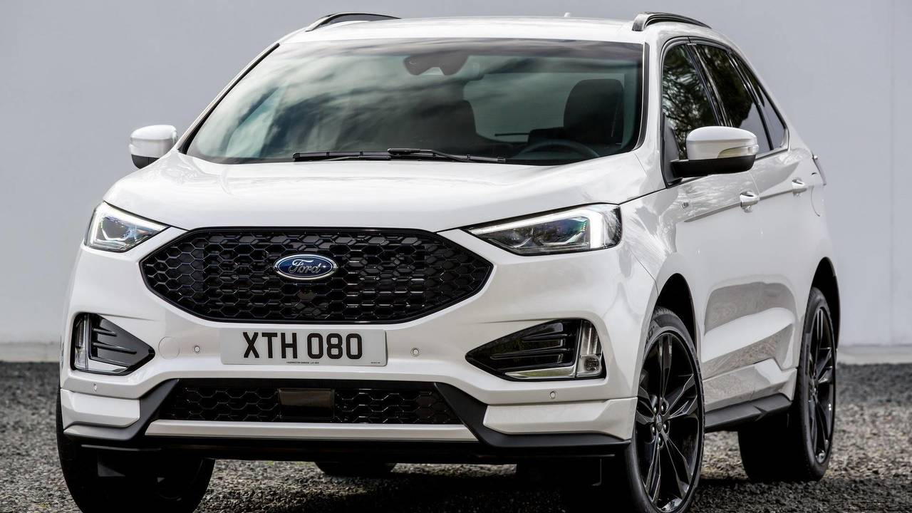 2018 Ford Edge facelift revealed