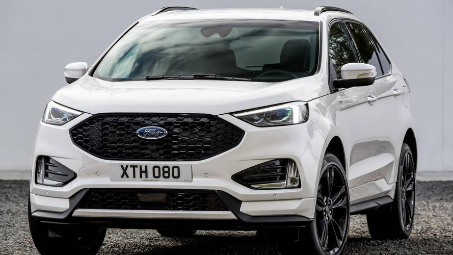 Ford Edge pulled from the UK