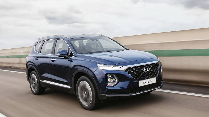 Le nouveau Hyundai Santa Fe arrive en France