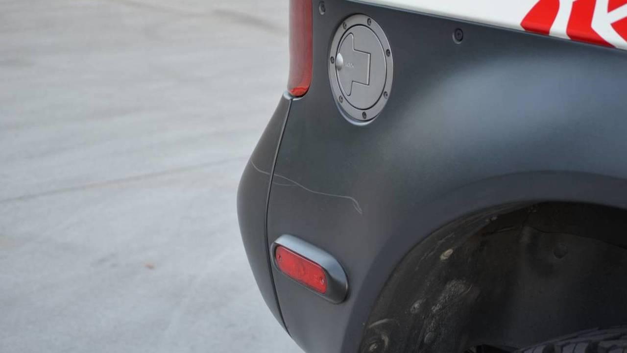 Satılık 2001 Isuzu Vehicross Ironman Edition