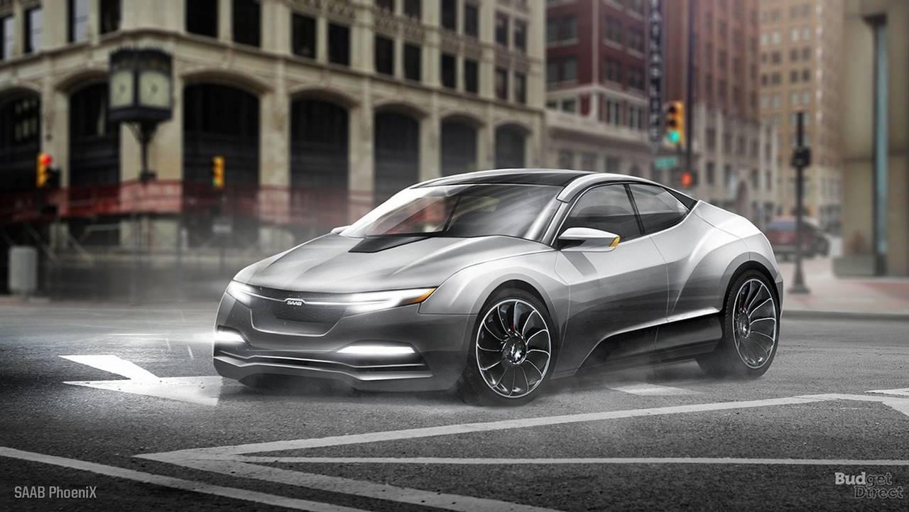 7. Saab PhoeniX