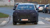 Hyundai Tucson spy photo