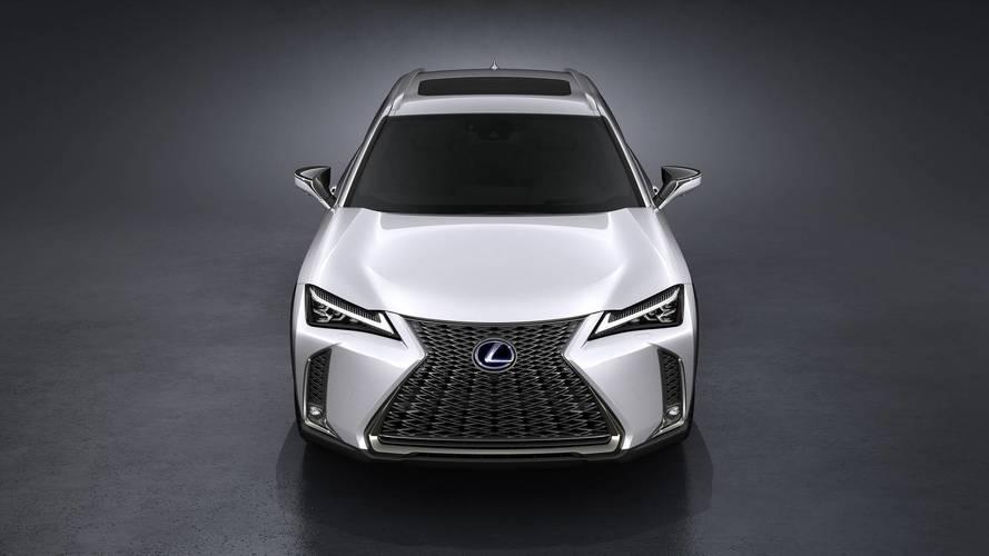 Un Lexus UX 100 % électrique en approche ?