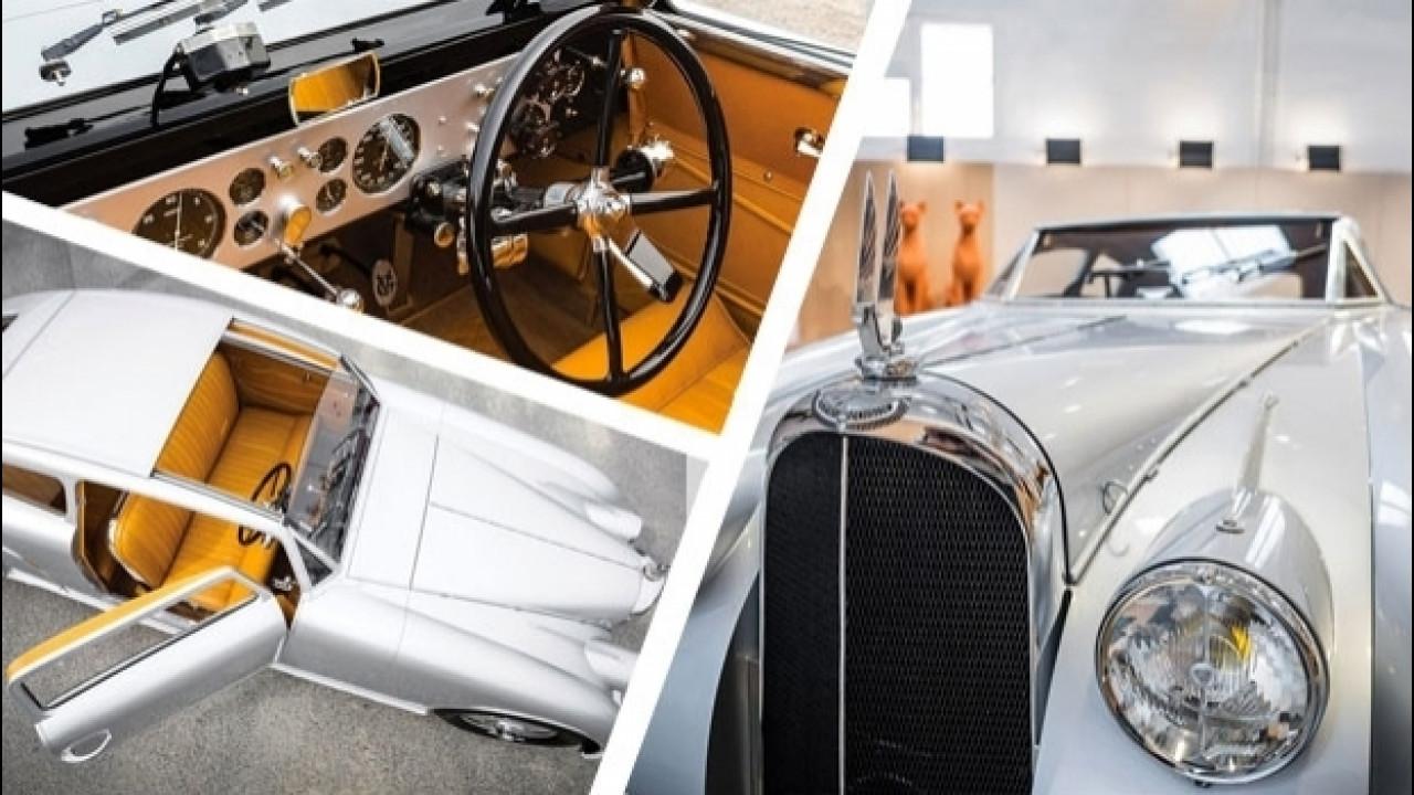 [Copertina] - Avions Voisin, una delle auto più rare al mondo va all'asta