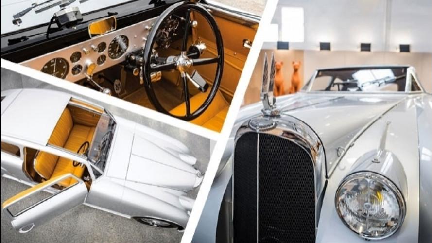 Avions Voisin, una delle auto più rare al mondo va all'asta