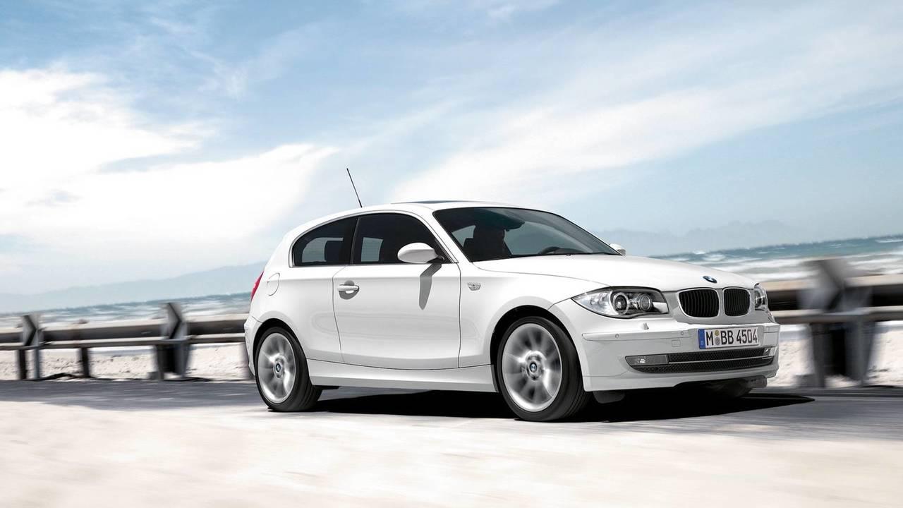 2008 World Green Car: BMW Serie 1 (EfficientDynamics)