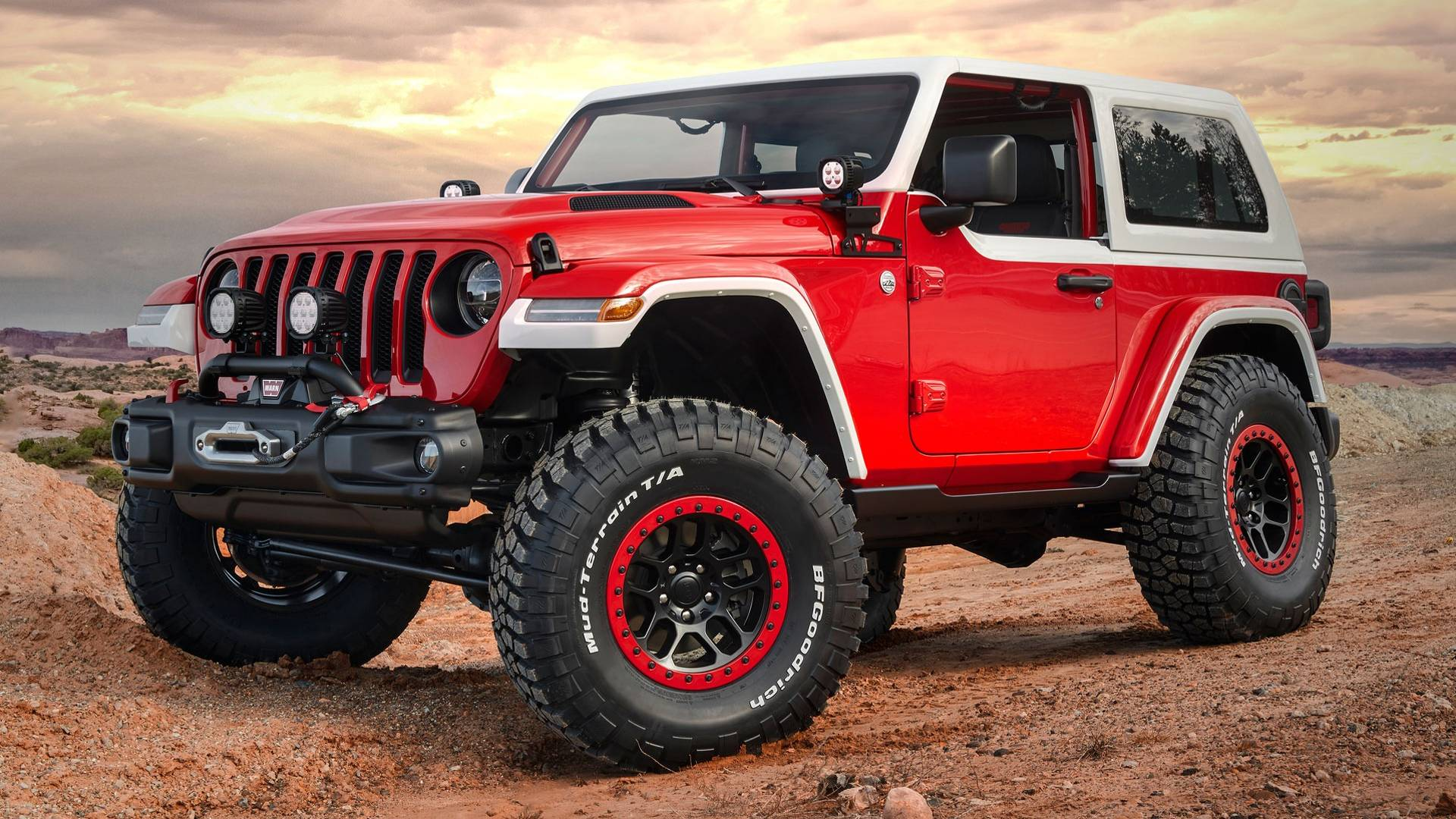 Jeep Debuts Seven Cool Concepts For Annual Moab Easter Safari