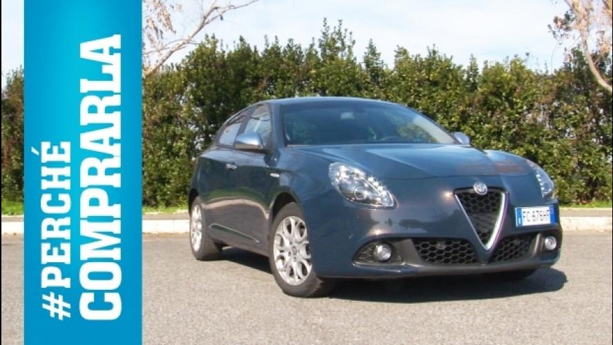 Alfa Romeo Giulietta, perché comprarla... e perché no [VIDEO]