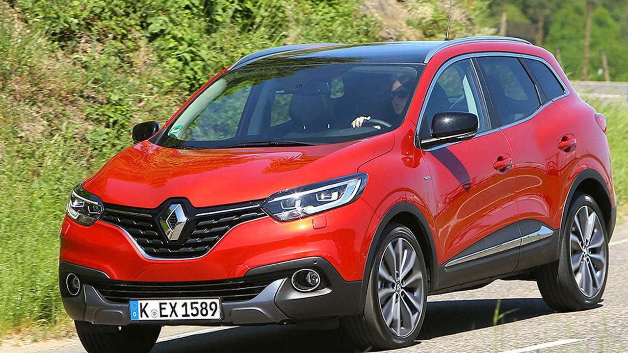 CMF-C/D: Vom Nissan Qashqai bis zum Renault Talisman