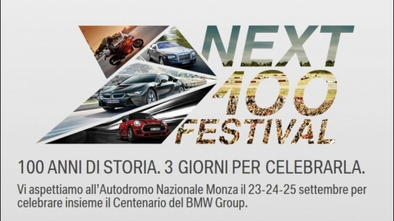 [Copertina] - BMW Next 100 Festival, le informazioni sulla festa