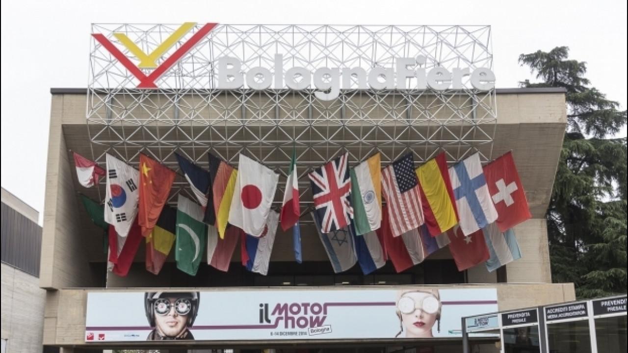 [Copertina] - Motor Show di Bologna, le promesse per l'edizione 2016