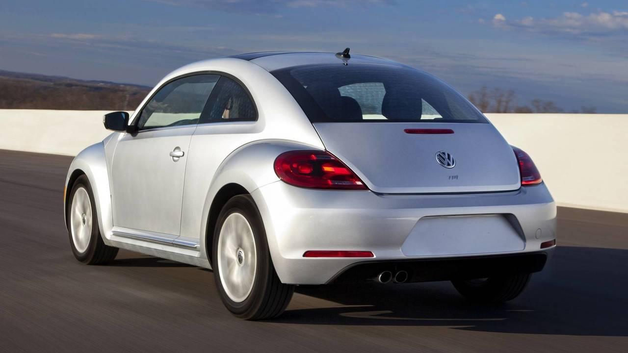 VW Beetle TDI U.S. Spec