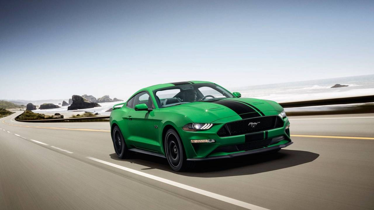 2019 Ford Mustang Need For Green