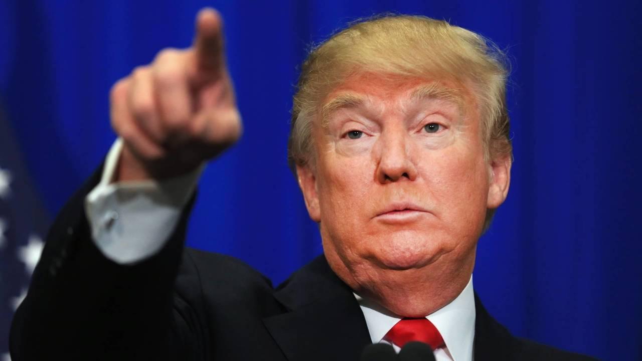 Trump chiede all'UE di abbassare i dazi sulle merci USA