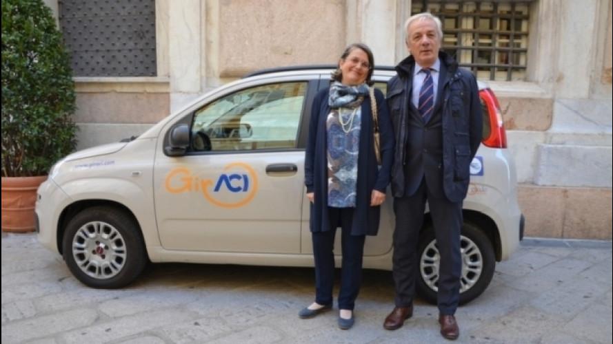 A Genova l'ACI si tuffa nel car sharing