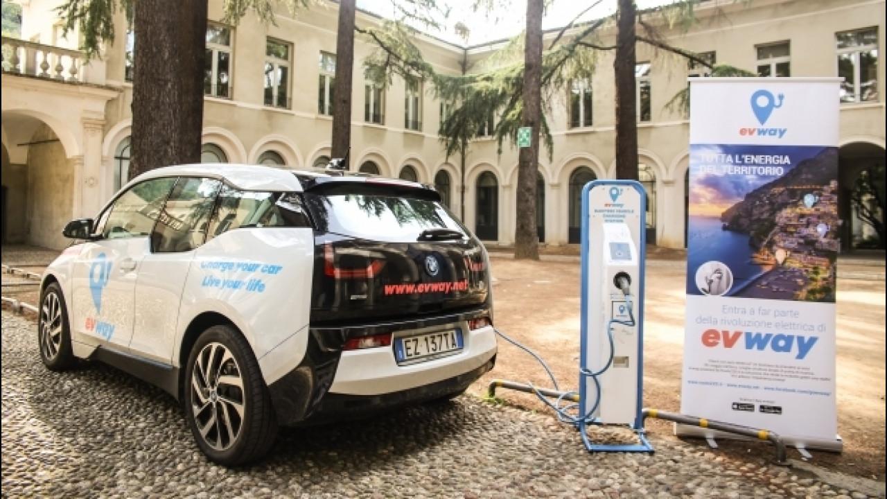[Copertina] - Auto elettriche in Italia, nel 2020 saranno un milione