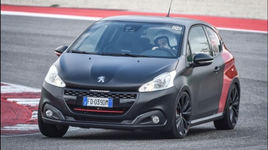 Peugeot GTi, sportive per tutti