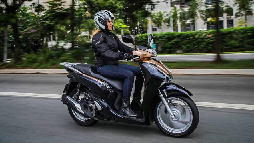 Honda SH 150i DLX 2018