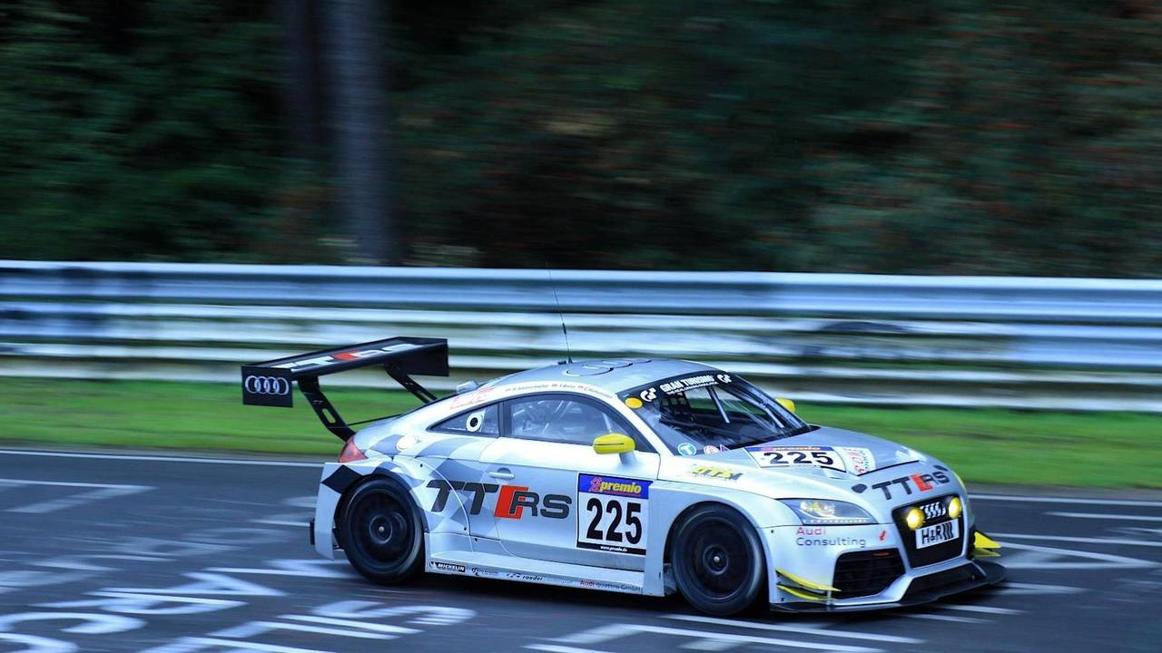 Audi TT RS Race Car (2011)