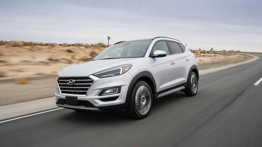 Hyundai Tucson'a hibrit seçenek geliyor