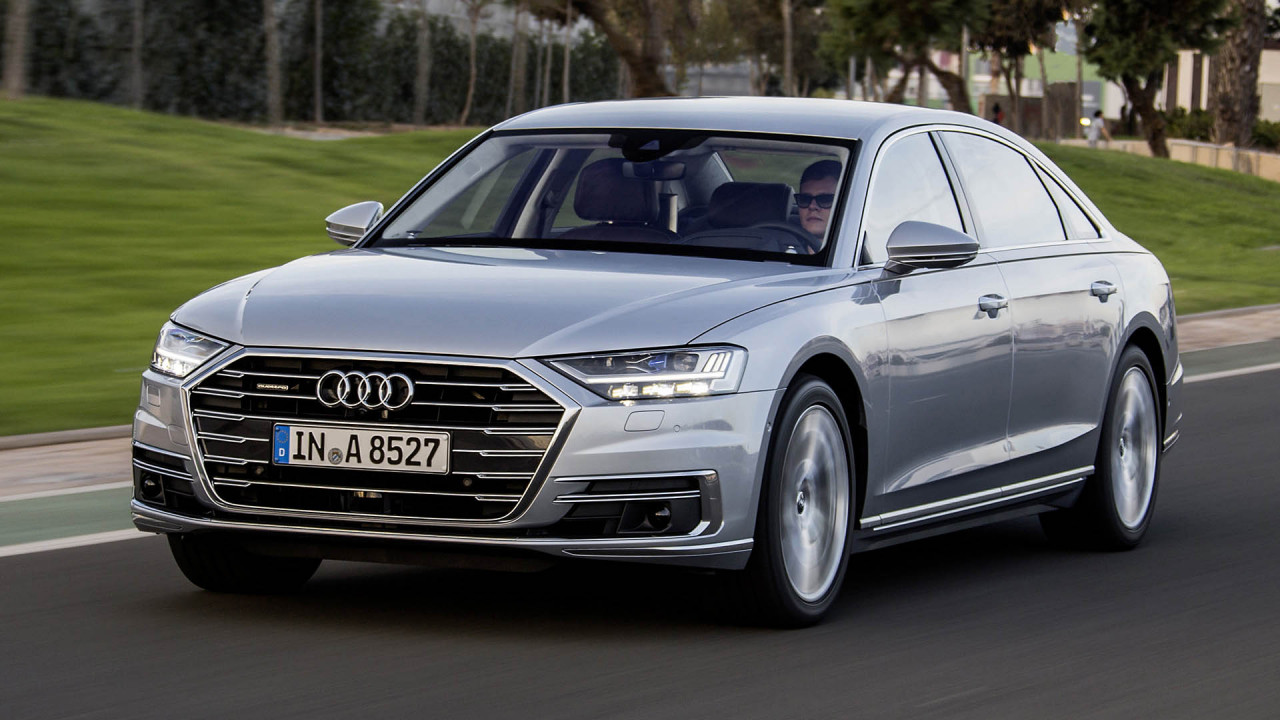 World Luxury Car of the Year: Audi A8