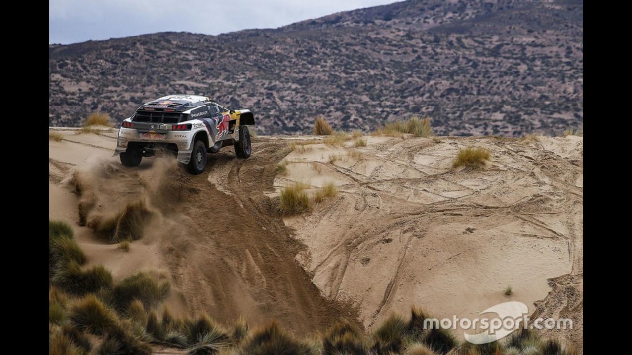 Dakar 2017, tappa 10