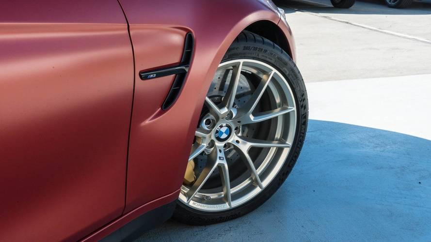 BMW démarre bien l'année et maintient son objectif record