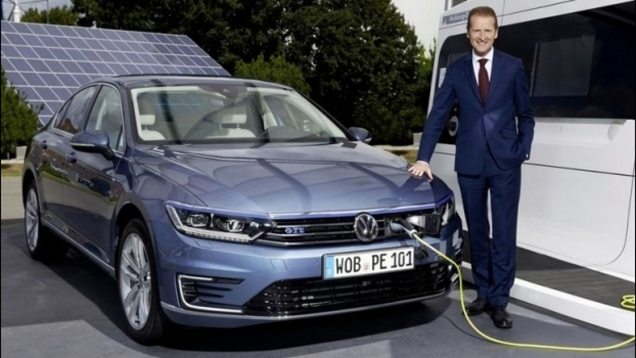 [Copertina] - Volkswagen, l'era del downsizing è finita
