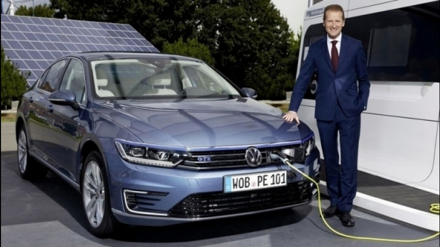 Volkswagen, l'era del downsizing è finita