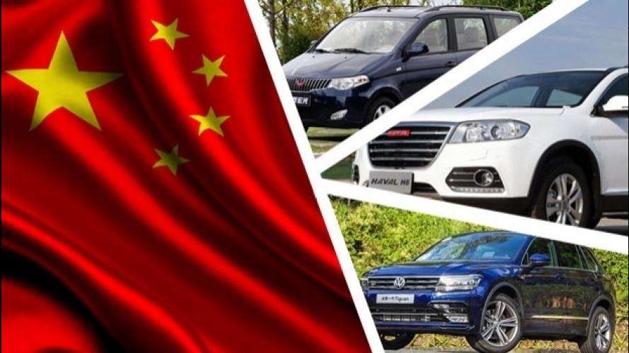 La SUV-mania colpisce anche in Cina