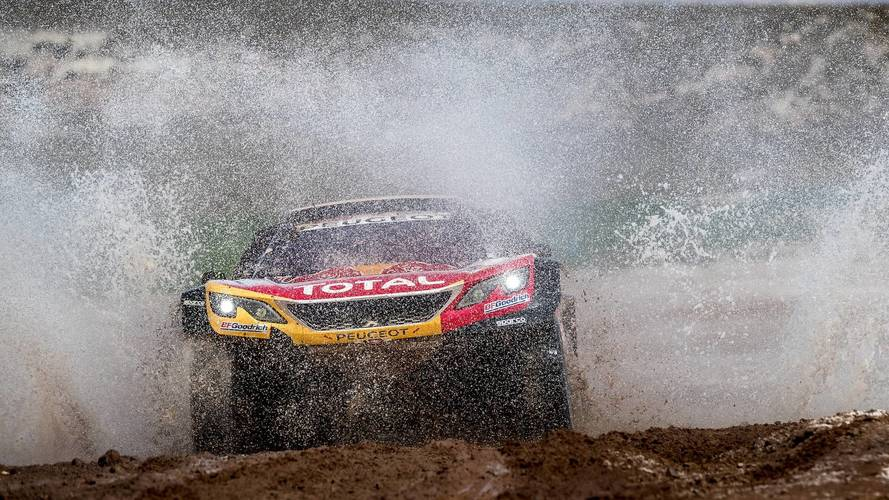 Dakar 2018 : Étape 10 - Peterhansel gagne et passe deuxième