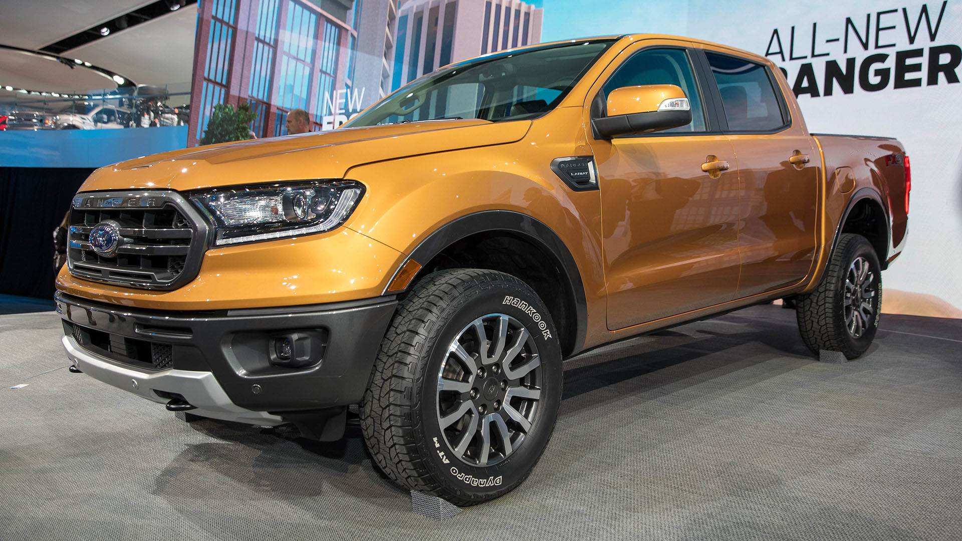 2019 Ford Ranger 2wd Gets Epa Estimated 23 Combined Mpg