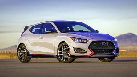 Hyundai Veloster N Lease Is $500 A Month, $100 More Than WRX