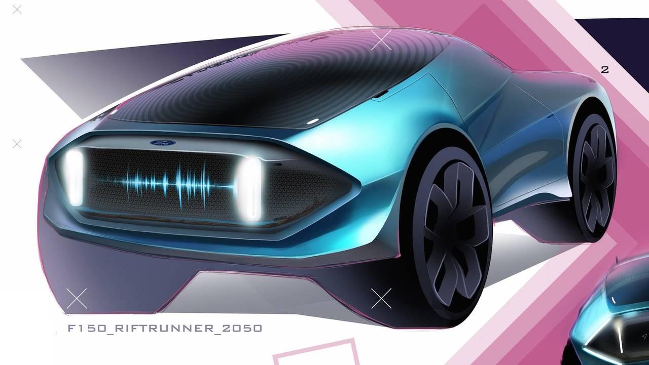 2050 Ford F-150 Riftrunner