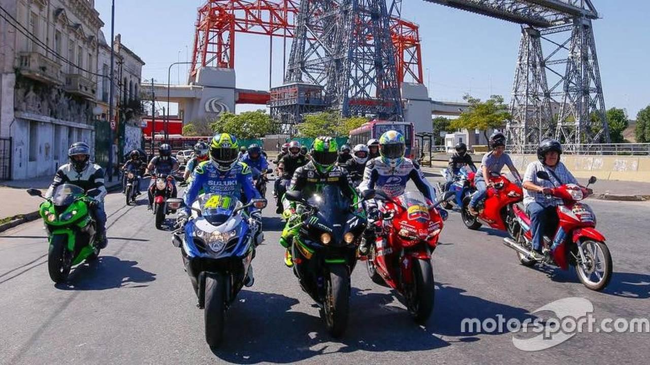 MotoGP: carrera urbana