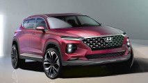 Hyundai Santa Fe: Erste Bilder