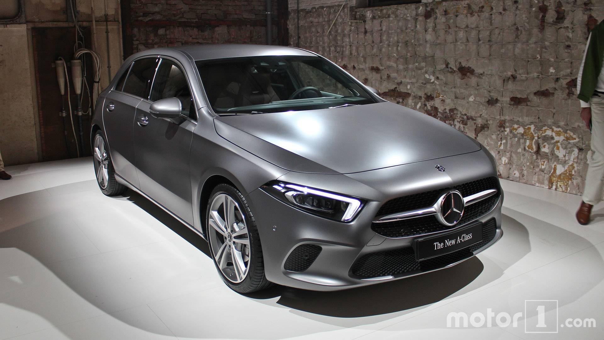 Mercedes-Benz Classe A 2018 - Apresentação