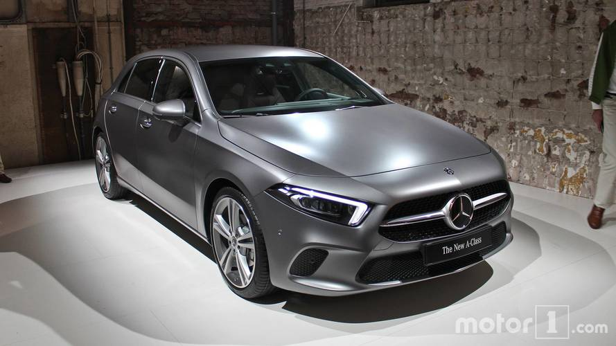 Mercedes A250e plug-in hybrid hatchback coming in September?
