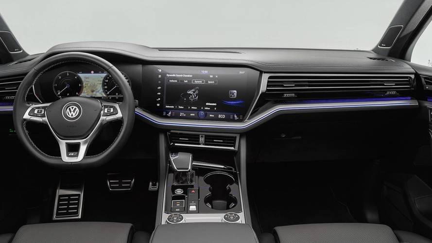 Comparativa Volkswagen Touareg 2018