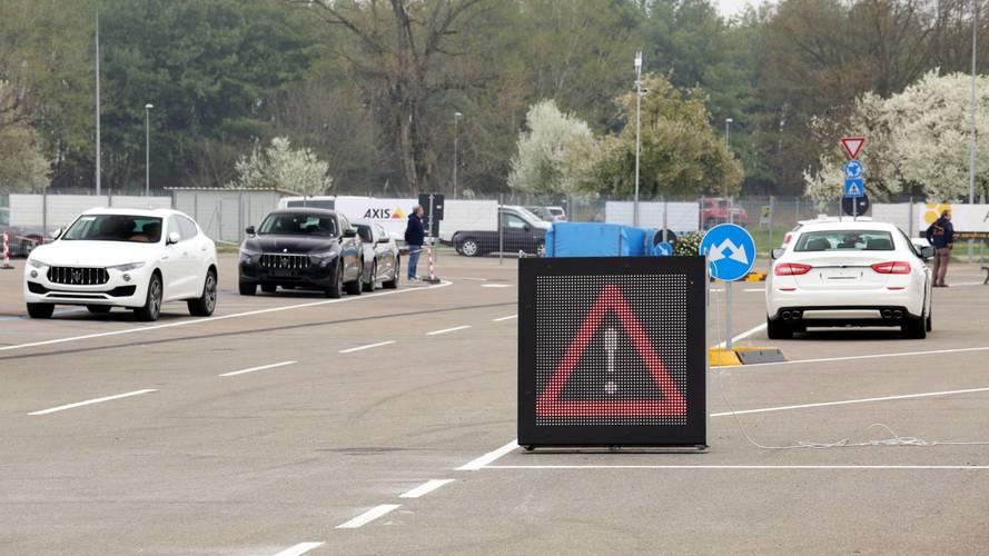 L'Autodromo di Modena diventa la culla della guida autonoma