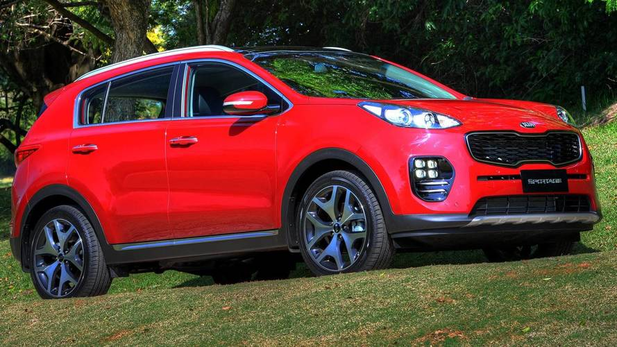 Venda de carros importados cresce mais de 50% e Sportage dispara em fevereiro