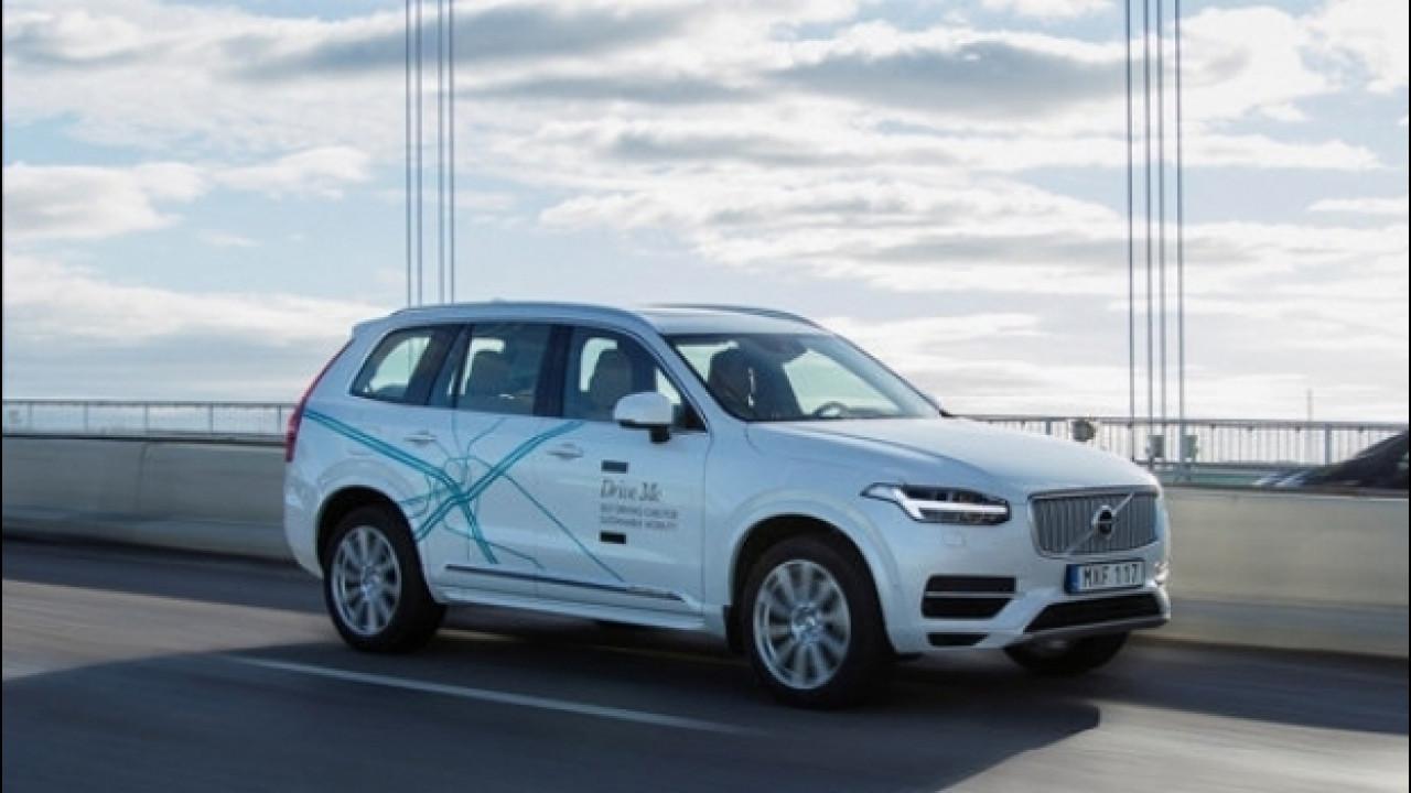 [Copertina] - Volvo cerca 400 ingegneri per sviluppare guida autonoma ed elettrico