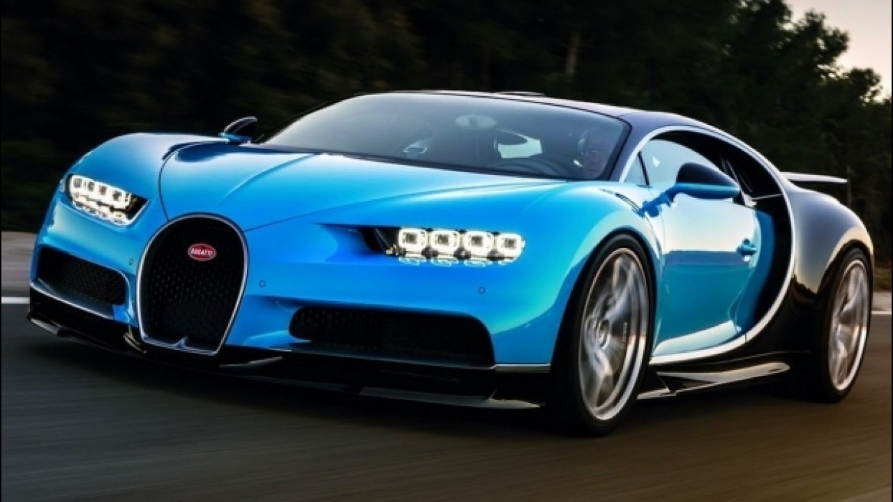 [Copertina] - Bugatti, una Chiron ibrida da quasi 2.000 CV? Perché no