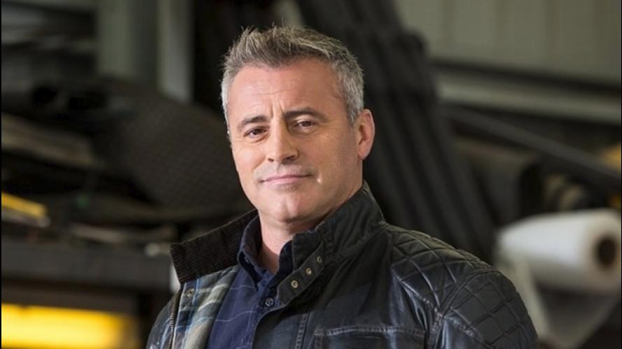 [Copertina] - Top Gear UK, Matt LeBlanc si candida a guidare la seconda stagione