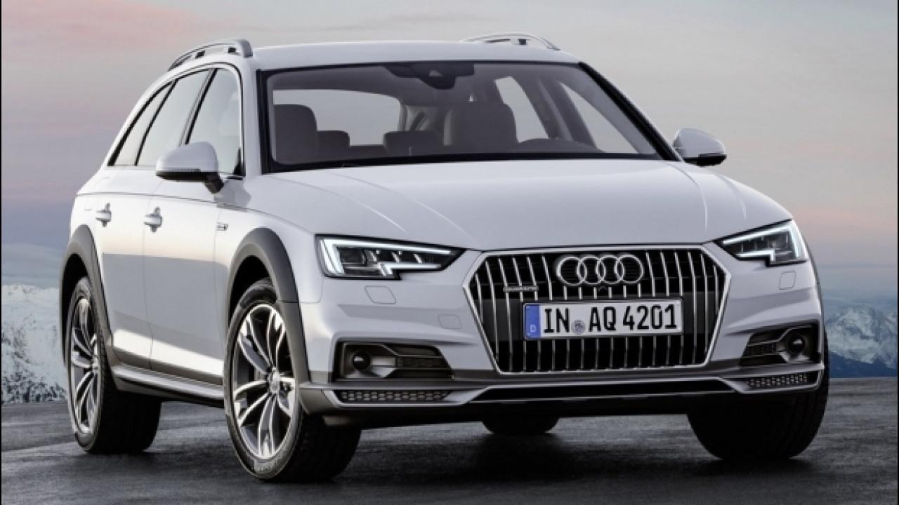[Copertina] - Audi A4 allroad, ora anche con il 2.0 TDI da 163 CV